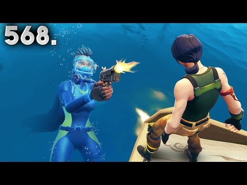Fortnite Funny WTF Fails and Daily Best Moments Ep.568