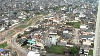SOBREVUELO EN SANTO DOMINGO DE LOS TSÁCHILAS