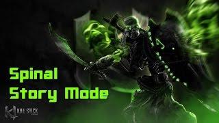 Killer instinct:Spinal Story Mode