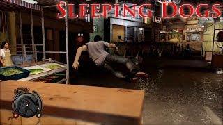 Sleeping Dogs Gameplay On Nvidia Geforce 610m