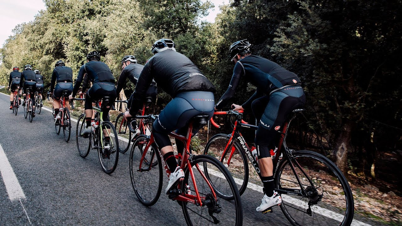 NEW 2019 Castelli FREE AERO RACE 4 TEAM Cycling Bib Shorts DARK STEEL BLUE