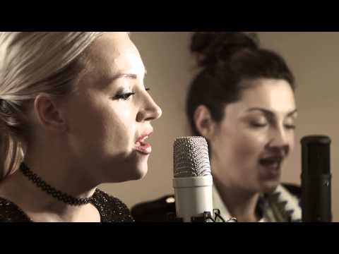 Lorde - Royals (acoustic cover) by Katie Rogers & Katie Ronan feat Nick Turnham