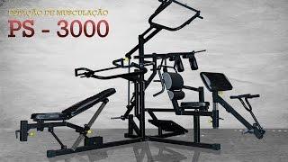 Estação de Musculação PS 3000