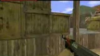 Counter Strike Extreme Masters 1v5 4 kills
