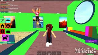 ROBLOX ~ Life in Paradise MY SISTER TAKES OVER MY CHANNEL!