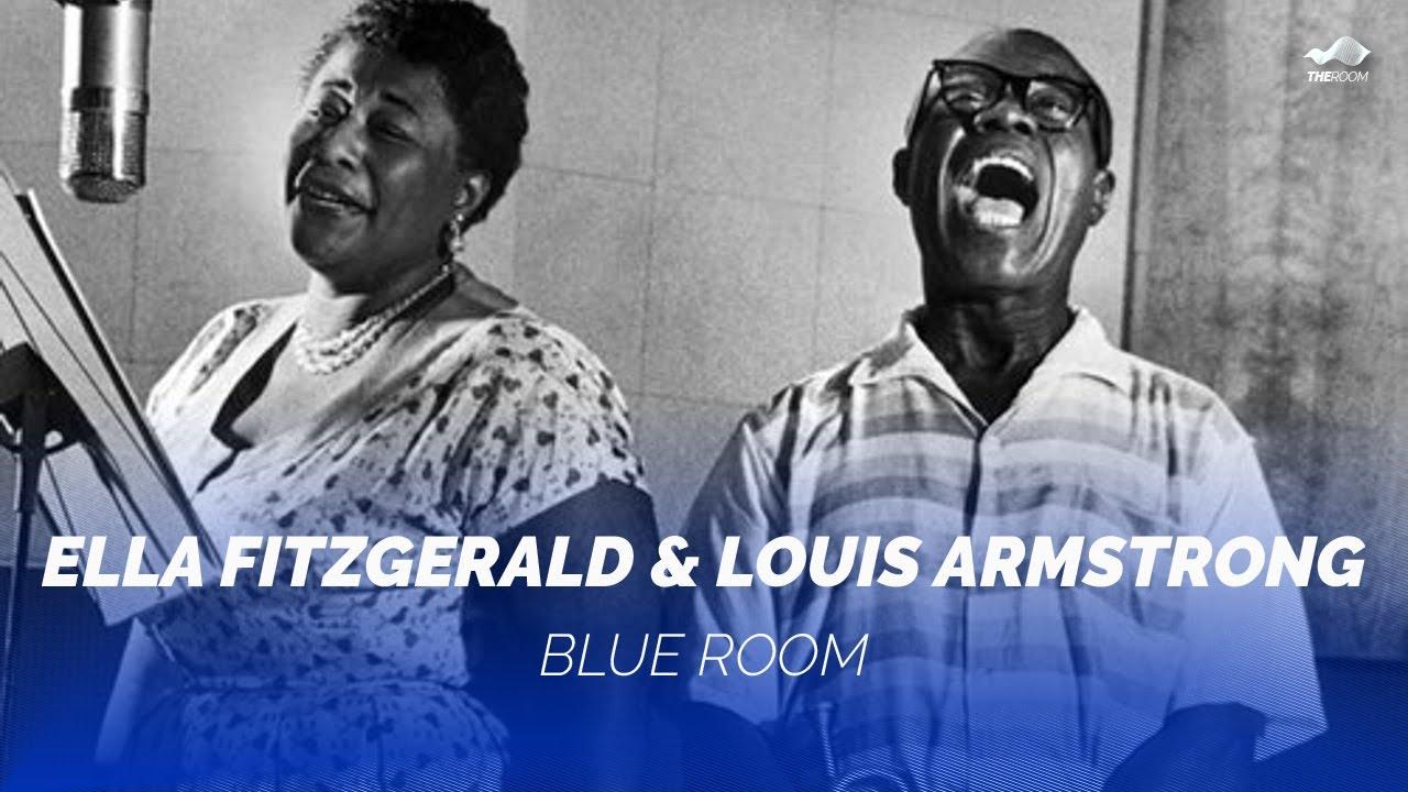 ELLA FITZGERALD & LOUIS ARMSTRONG | Dream A Little Dream ...