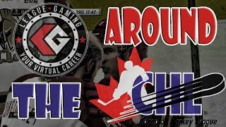 Around the CHL EP. 4 Playoff Special LGCHL S31 NHL 19
