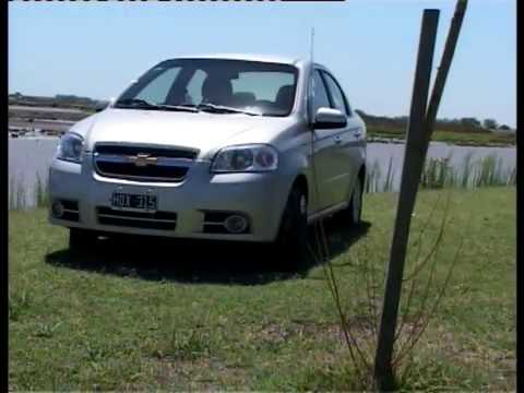 Chevrolet Aveo Lt 2009 Aveo G3 Lt 2012 Test Auto Al Da Youtube