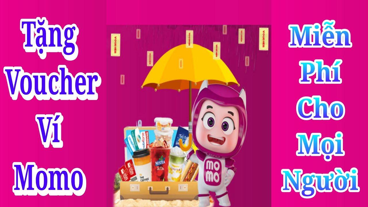 HOT Tặng Voucher Ví MOMO Từ 50k - 200k Cho Bạn Nào Có Nhu Cầu