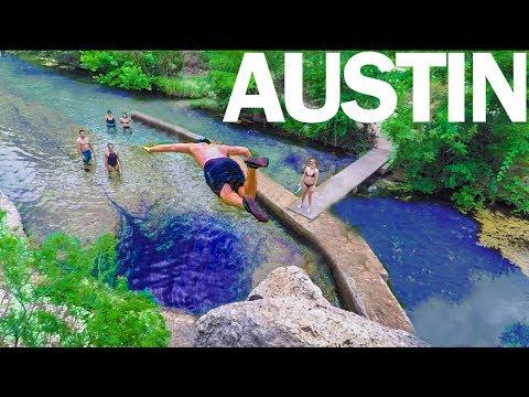 AUSTIN | Travel Vlog | Downtown AirBnB!