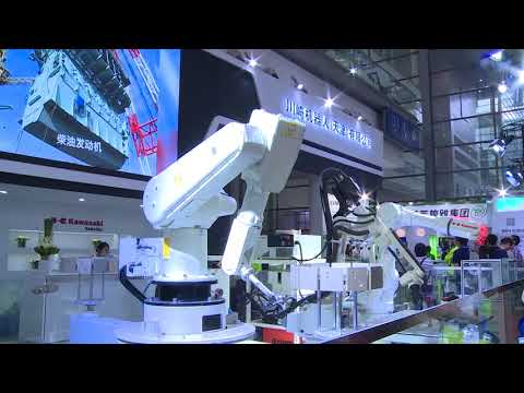 Shenzhen International Robotics and Smart Factory Exhibition - SIMM 2018