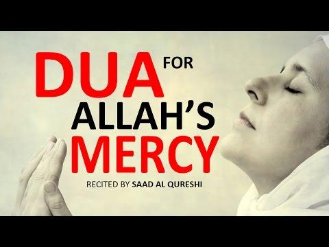 This Dua Will Give You ALLAH'S MERCY Insha Allah ᴴᴰ