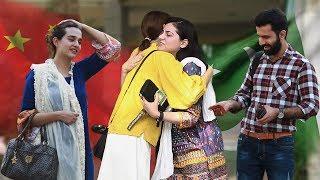 当中国人在巴基斯坦街头求助,当地人们会不会伸出援助之手?为了探究结...