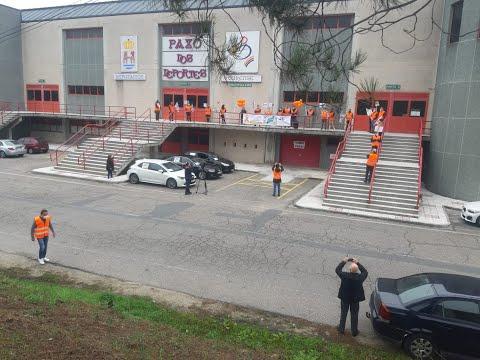 Los padres de las concertadas de Ourense protestan contra la Ley Celáa