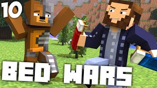 "Minecraft: Bed Wars! ""BUM RUSH THEM!"" w/Athix"