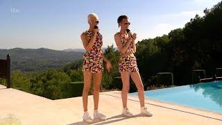 The X Factor UK 2016 Judges' Houses Ottavio & Bradley Full Clip S13E11