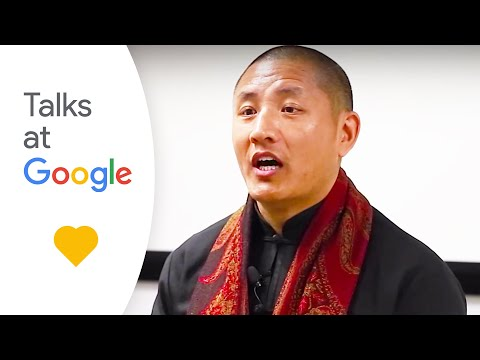 "Tulku Lobsang: ""Freeing Yourself from Burnout Syndrome"" 