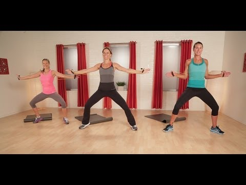 10-Minute Travel Resistance Band Workout | Full-Body Workout | Class FitSugar
