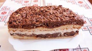 Торт Вишиванка рецепт Пляцок Вишиванка рецепт приготування в домашніх умовах