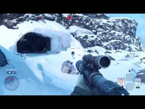 Star Wars Battlefront: Survival on Hoth  [ First Person ]