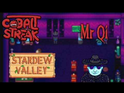 Stardew Valley! #40 - Mister Qi - Cobalt Streak