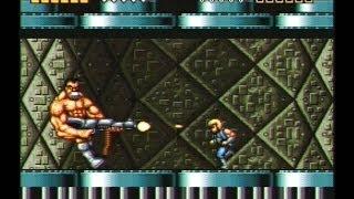 Battletoads Double Dragon SNES Walkthrough Super Nintendo Gameplay