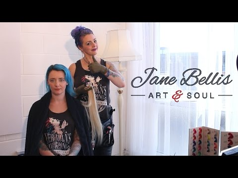 Meet Marge, Thelma & Tammy from Herman's Hair Colours | Jane Bellis Art & Soul