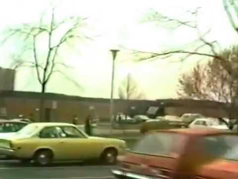 Drive thru Kent 1980