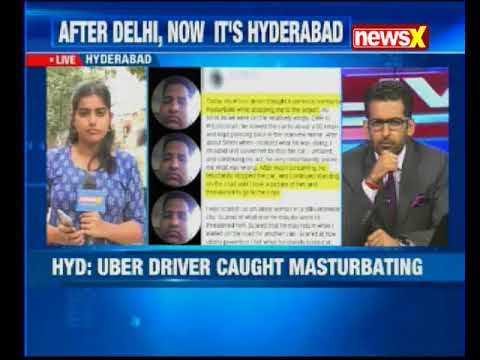 Hyderabad: Uber driver caught masturbating, driver's access to app barred post incident