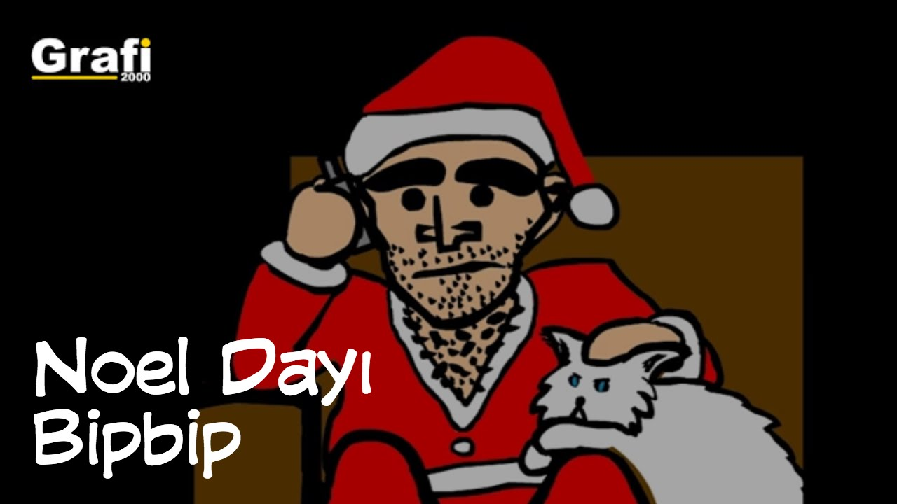 Noel Dayı - Bipbip (Yetişkinler İçin Çizgi Filmi)
