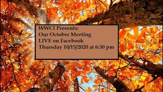 WWCI October Chapter Meeting with Guest Leslie Kronstedt