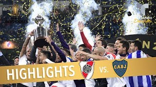 River Plate vs. Boca Juniors Final: 3-1 Goals & Highlights | Copa Libertadores | Telemundo Deportes