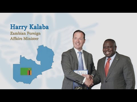 The European Times - Interview with Harry Kalaba, Zambian Foreign Affairs Minister