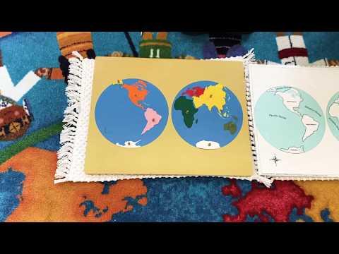 Evergreen Montessori Geography 1