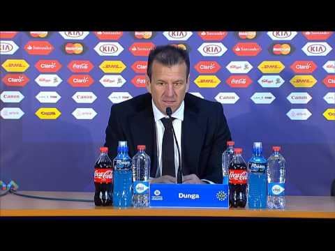 Dunga: Brazil is not a one man team