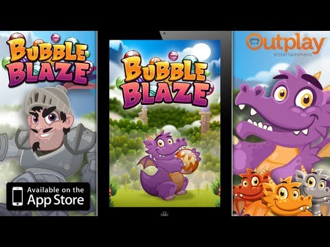 Bubble Blaze Game Trailer