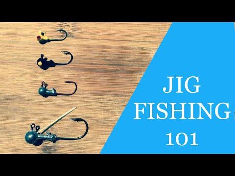 Jig Fishing Basics: Catching Bass on a Round Jig Head