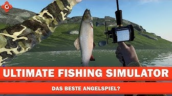 Ultimate Fishing Simulator: Das beste Angelspiel? | Review