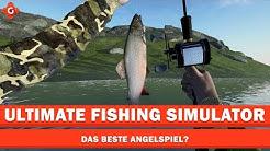 Ultimate Fishing Simulator: Das beste Angelspiel?   Review
