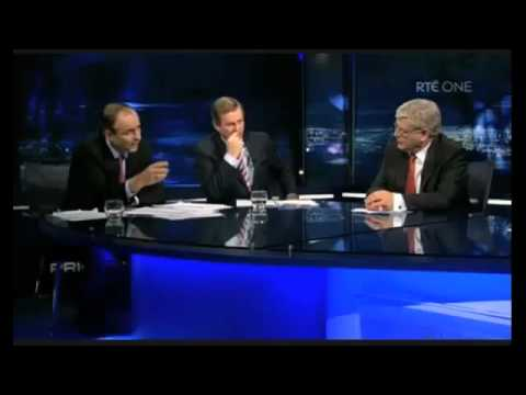 Exclusive: Recording of Enda Kenny's Earpiece Prompting!!
