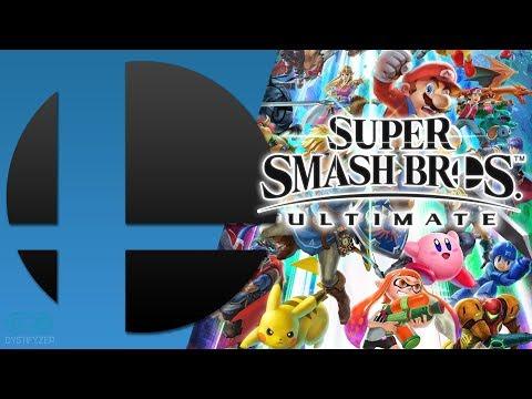 Lifelight English - Main Theme Ultimate - Super Smash Bros Ultimate Soundtrack