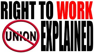 Download Video Right to Work Laws: Lions, Tigers and Unions. Oh My! MP3 3GP MP4