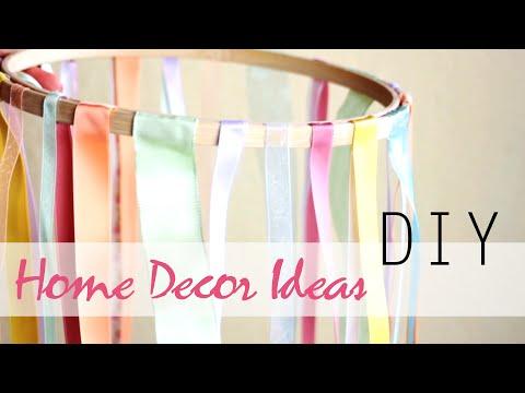 DIY: 3 Easy Summer Home Decor Ideas