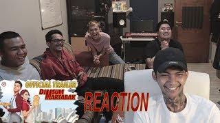 Download Lagu AYU TING-TING & BOY WILLIAM JUALAN MAKANAN??? (Dimsum Martabak Reaction) Mp3
