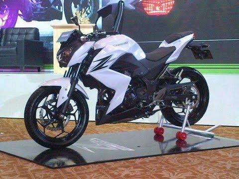 Nova Kawasaki Z250 Z300