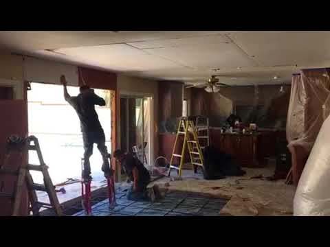Drywall Installation in Agoura Hills by Crown Construction / FREE ESTIMATES / 818-974-3210