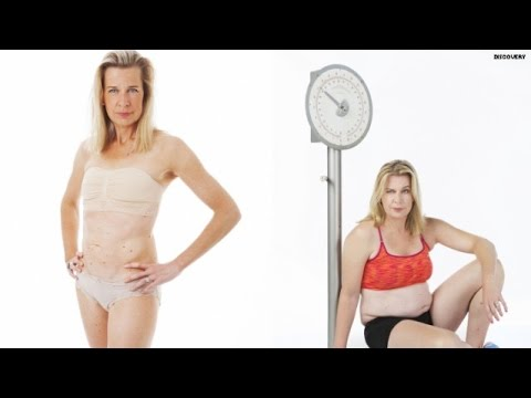 Reality TV star gains weight to prove a point