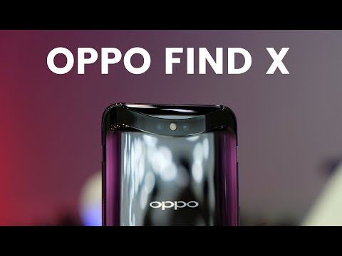 OPPO Find X has arrived in Malaysia