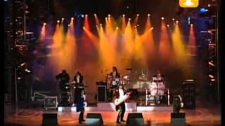 Los Fantasmas del Caribe, Muchacha Triste (cierre Show), Festival de Viña 1994