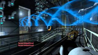 Rage Vs Portal 2! Episode 20:  Don't Tase Me, Wheatley!